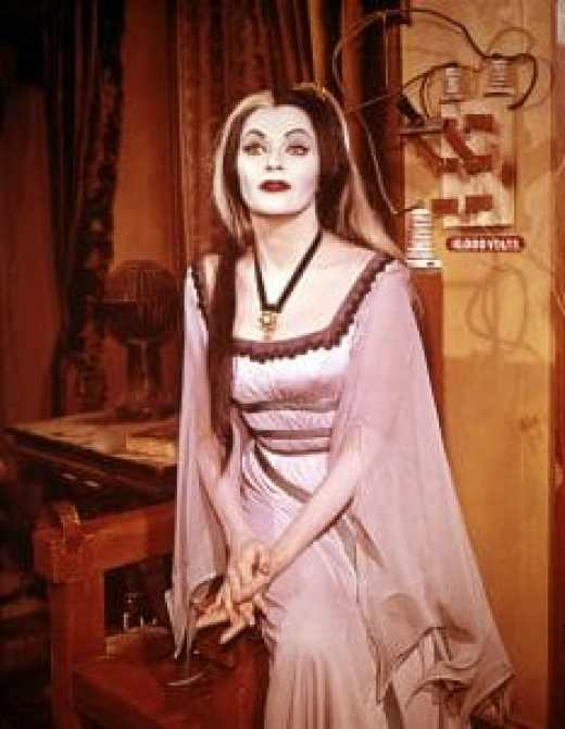 MUNSTERS, Lily Munster