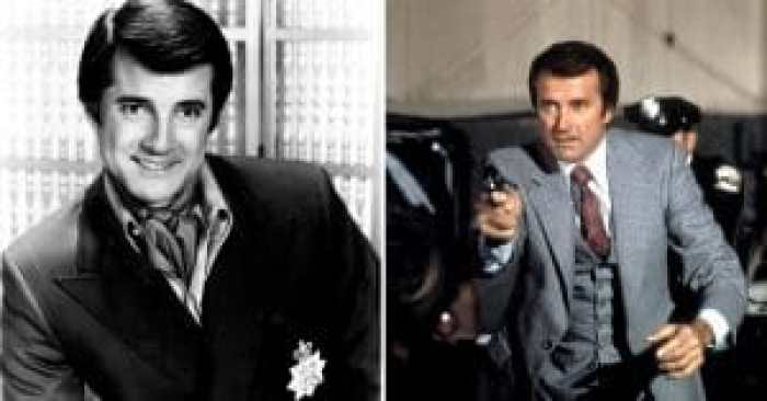Lyle Waggoner before and after joining the cast of Wonder Woman