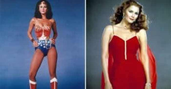 Lynda Carter in some of her biggest roles