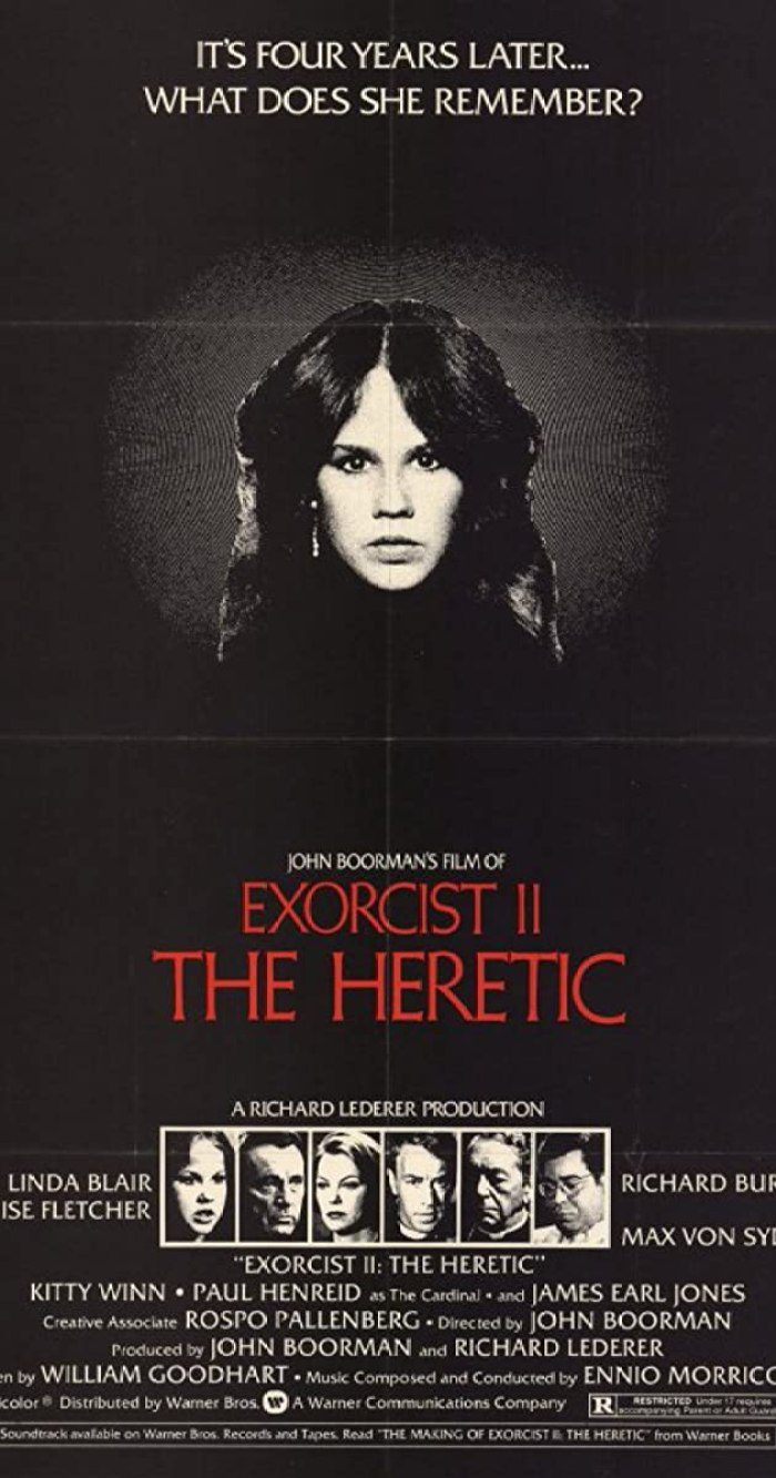 the exorcist ii the heretic