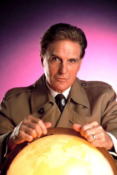 UNSOLVED MYSTERIES, Robert Stack, 1987