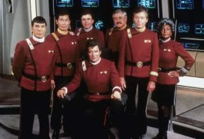 The only title Shatner watched was the fifth film