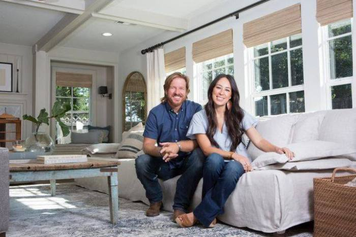 joanna and chip gaines fixer upper