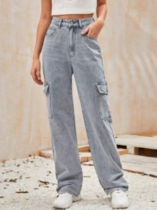 Mom jean defenders note these pants offer ease and efficiency