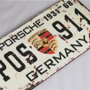 Pos-911-Metal-Tin-Signs-Art-wall-decor-House-Bar-Cafe-Retro-License-Plates-mix-order-1