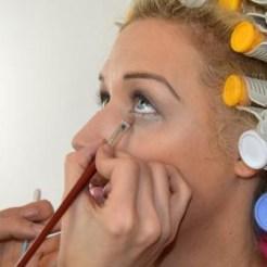 Marilyn Makeup Tutorial 11