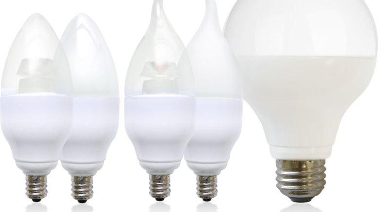 LITETRONICS International has introduced the LED Decorative C11 and CA11 Candle, as well as G25 Globe bulb shapes.