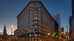 Cleveland's Rose Building with Lithonia Lighting
