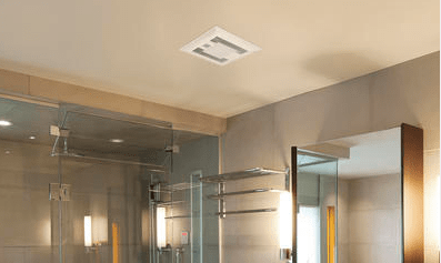 Panasonic Eco Products Division WhisperGreen ventilation fan with LED technology