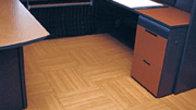 SelecTech offers Place N' Go flooring