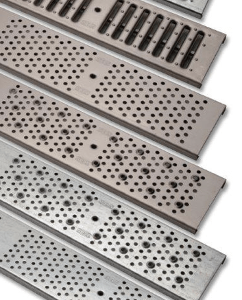 Zurn Industries LLC introduces an extension of its linear drainage product line: 12 additional C Class fabricated grates