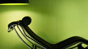 Zephyr wallcovering is recycled