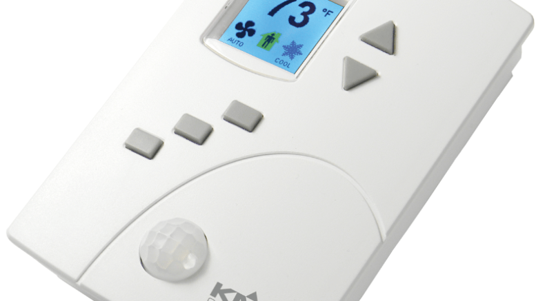 KMC Controls' AppStat communicating thermostats