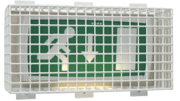 STI Emergency Lighting Cage