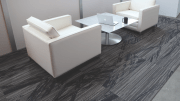 Tandus Flooring's String Theory modular carpet