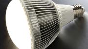 LEDtronics Inc.'s LED replacement for PAR38-style floodlight bulbs.