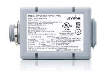 Leviton's OPP20 Power Packs