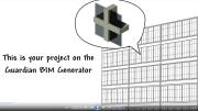Guardian Industries' web-based BIM Generator
