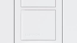 Lutron's Maestro Dual Circuit Occupancy Sensor Switch