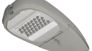Hubbell Outdoor Lighting's RM roadway luminaire in LED