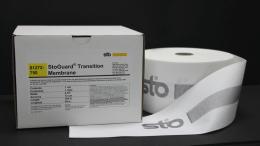 Sto Corp.'s StoGuard Transition Membrane, a flexible air barrier membrane