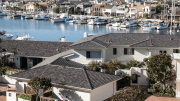 Mai Kai Condo Community's polymer shake roofing tiles from DaVinci Roofscapes