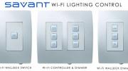 Savant Systems LLC's SmartLighting Wi-Fi 802.11-based lighting control products