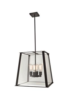 ILEX Architectural Lighting's GEO Lantern Series