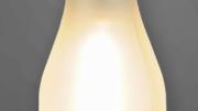 Meyda's milk bottle pendant