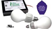 Fulham's Street Lamp Globe Induction Conversion Kits (cURus)