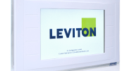 Leviton's Sapphire 7-inch Wall Mount LCD Capacitive Touch Screen Controller