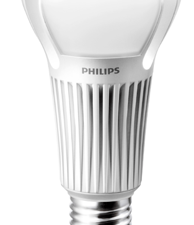 Philips' second generation 75- and 100-watt LED equivalent bulbs are ENERGY STAR qualified.