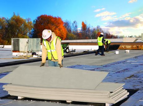 National Gypsum DEXcell Roof Board