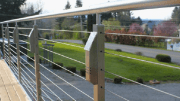 AGS Stainless Inc. has unveiled Starlight solar-powered LED accent lights that are easily-mountable and an energy-saving lighting option for any deck or outdoor living space.