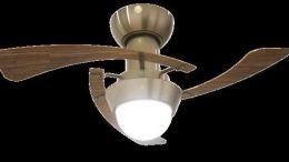 Solar Luminance Solar Luminance offers Custom Daylight Hybrid Ceiling Fan