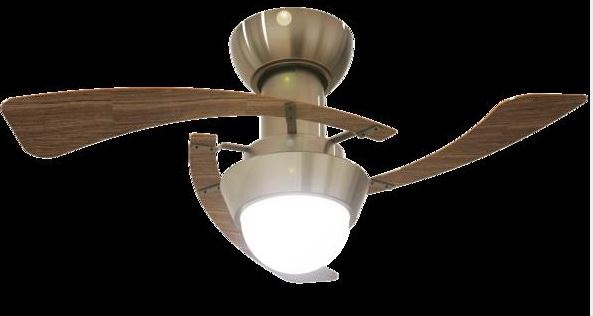 Solar Luminance Solar Luminance offers Custom Daylight Hybrid Ceiling Fan