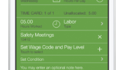 Dexter + Chaney's Payroll Time Entry app