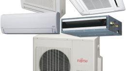 Fujitsu General America Halcyon multi-zone heat pump