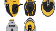 DEWALT introduces five new products to its marking family.