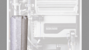 Navien's NPE-A series innovative ComfortFlow technology