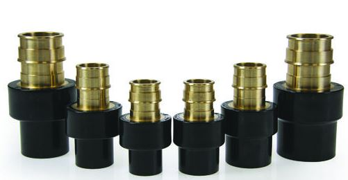 Uponor ProPEX CPVC Adapter Fittings
