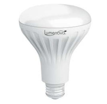 Lumenova R20, BR40 and BR30 reflector lamps are great replacements for inefficient incandescent BR and CFL lamps.