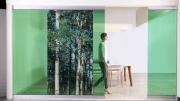 3form proudly debuts Pattern+, a glass customization system.