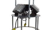 Larson Electronics has announced the release of a 180 watt portable LED work light.