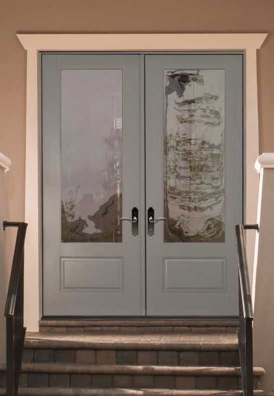 Therma Tru Has Introduced A Variety Of Decorative Door Glass Options And  Door Styles For