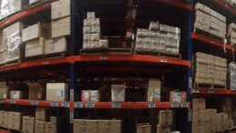 Bulbrite introduces their West Coast Distribution Center, located in Fontana, Calif. and will be servicing the western half of the U.S. from this facility.