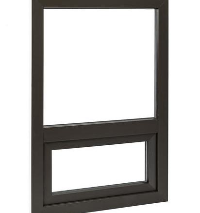 REHAU System 4500 uPVC window designs offer visual appeal and a variety of configurations for tilt-turn, hopper and fixed windows. Matching System 4500 door designs allow for configuration into tilt-slide, inward- or outward-opening single- and double-panel entries.