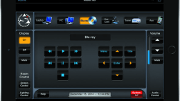 Extron's Extron Control, an app that gives users complete access to any Extron control system, directly from their iPad.