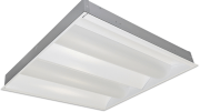 LaMar Lighting Co. has introduced the R1L/R2L Series of premium recessed LED-lensed luminaires that deliver high-quality volumetric lighting and glare control.