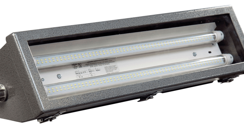 The HAL-24-2L-LED-BMSW-PND fixture from Larson Electronics is a 2-foot, two-lamp, UL listed Class 1 Division 2 Groups A, B, C, and D hazardous are LED light that takes the reliability and efficiency with high-output LEDs.